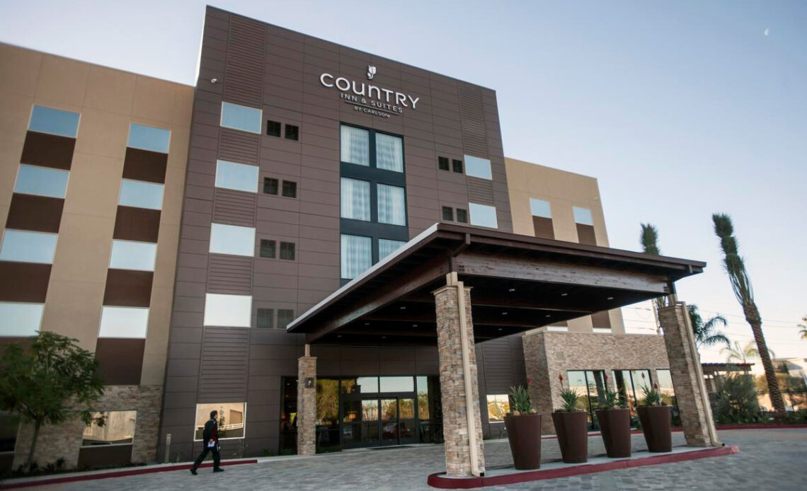 Country Inn & Suites - Hotel em Anaheim