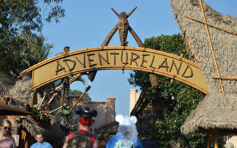 disney california adventureland