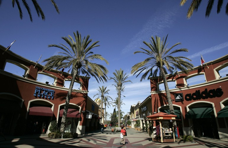 Viejas Outlet Center San Diego, Califórnia