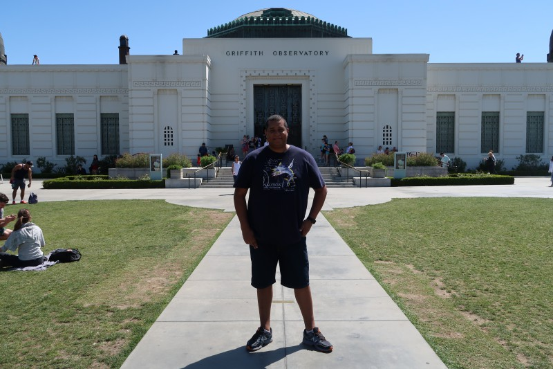griffith observatory los anageles