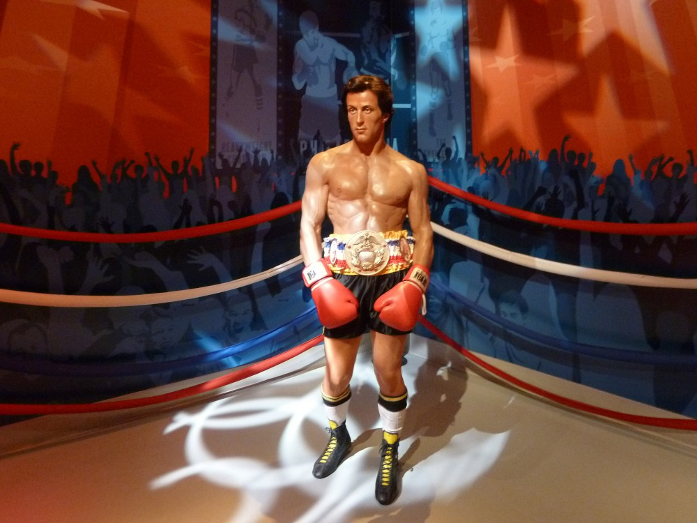 museu de cera madame tussauds em hollywood