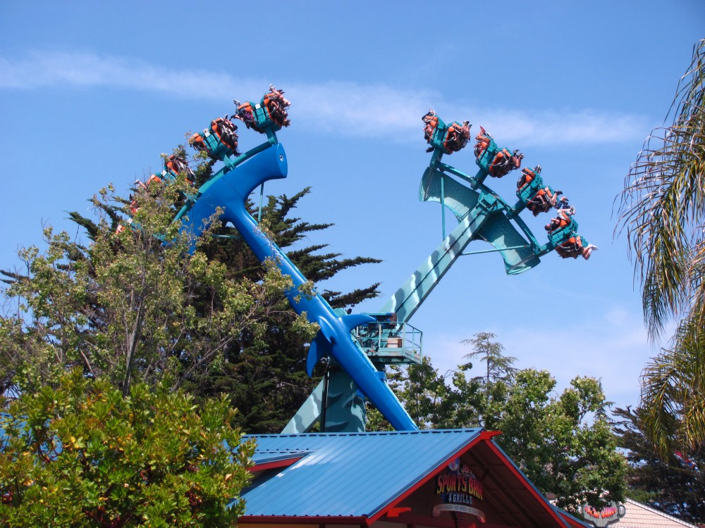 Six Flags discovery